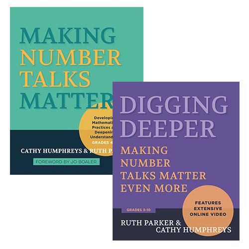 Digging Deeper_Number Talk_Bundle