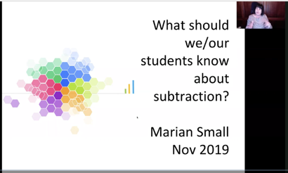 Marian Webinar screenshot