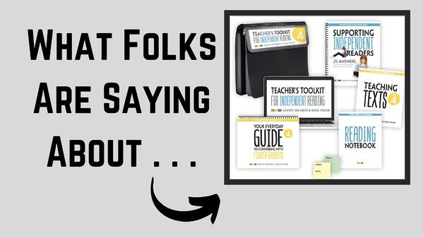 What Folks Are Saying About . . . Teachers Toolkit