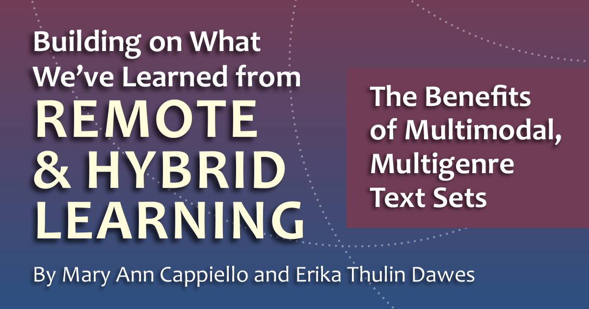 Building on What We've Learned from Remote & Hybrid Learning