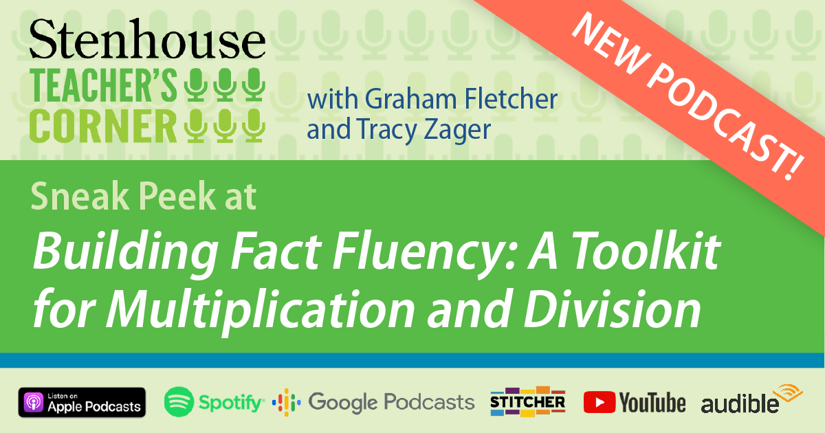 Sneak Peek at Building Fact Fluency: A Toolkit for Multiplication & Division