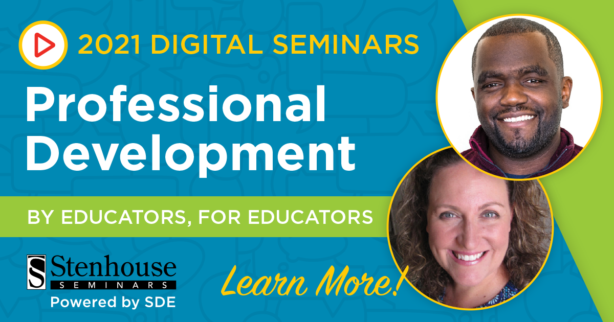 Don't Miss These Online Professional Learning Opportunities!