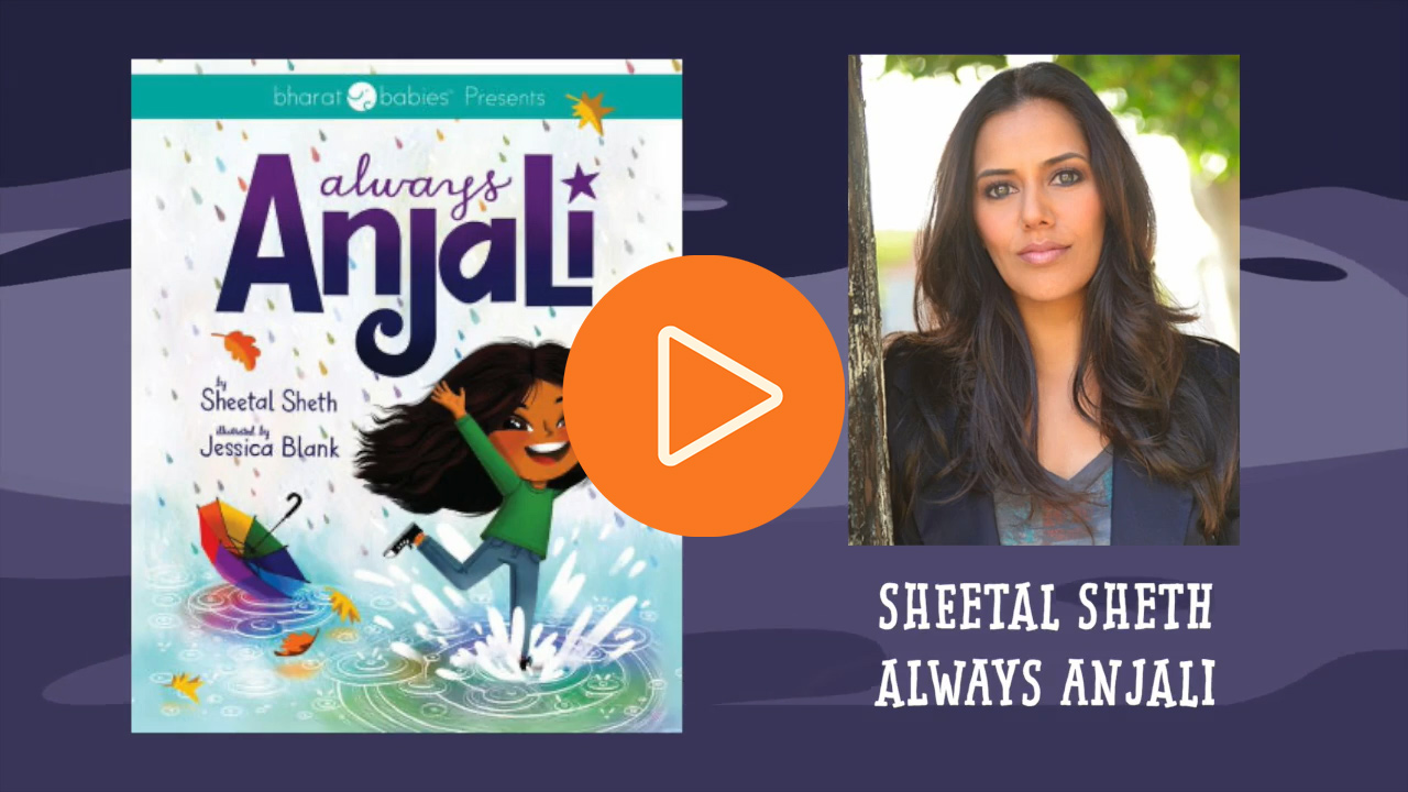VIDEO: Behind the Book, Sheetal Sheth