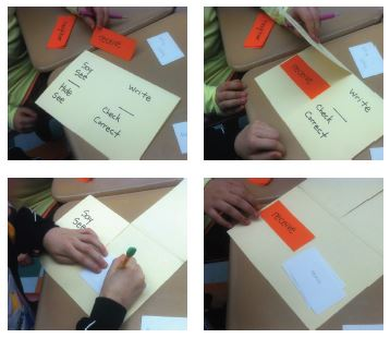 Spelling Centers Support Strategies