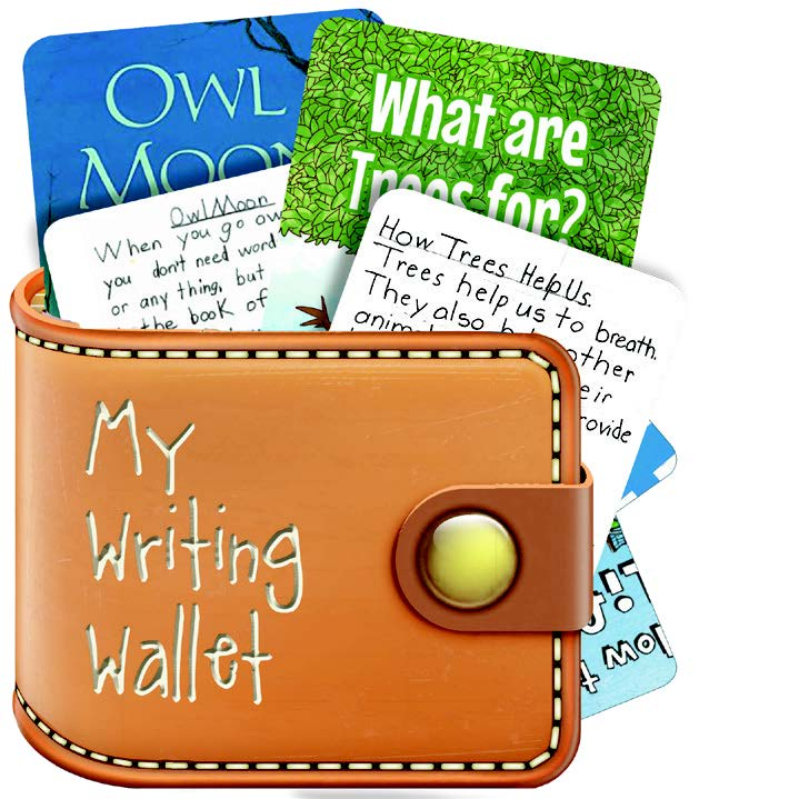 The Writing Wallet