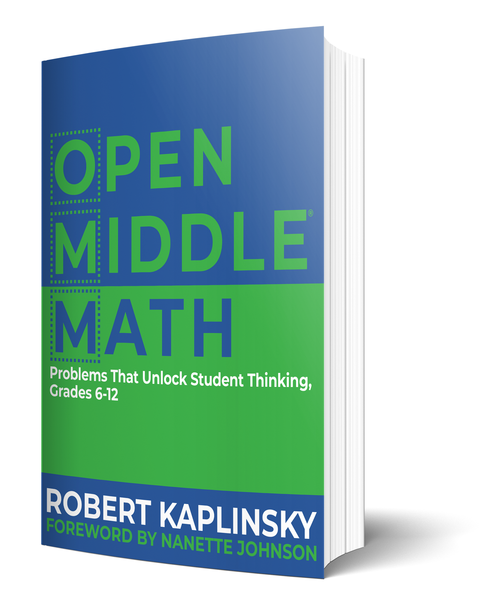What Does an Open Middle Classroom Look Like?