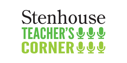 Teacher's Corner Podcast: Jeff Anderson & Whitney La Rocca