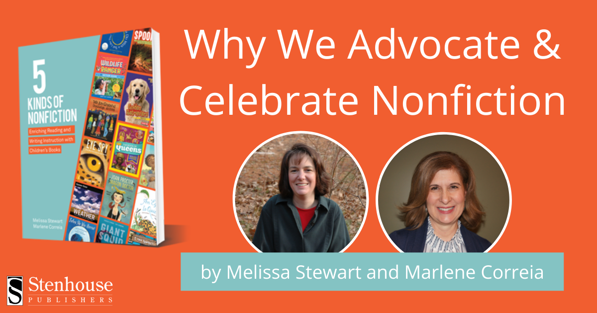 Why We Advocate & Celebrate Nonfiction